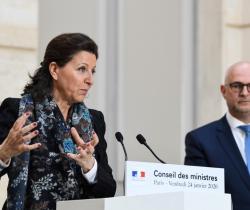 Alain JOCARD / POOL / AFP