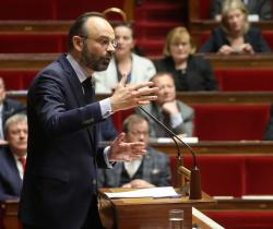 Crédit : Ludovic Marin / AFP