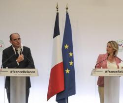 Crédit : Ludovic Marin / AFP / POOL